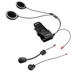 10S Bluetooth 4.1 Class 1 Stereo Multipair Headset mit Intercom Bluetooth Sprechanlage - Vereinfachte, zuverlässige Audioanschlüsse.