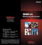 SENA Flyer / Faltblatt mit der Produktübersicht 2014 als PDF
