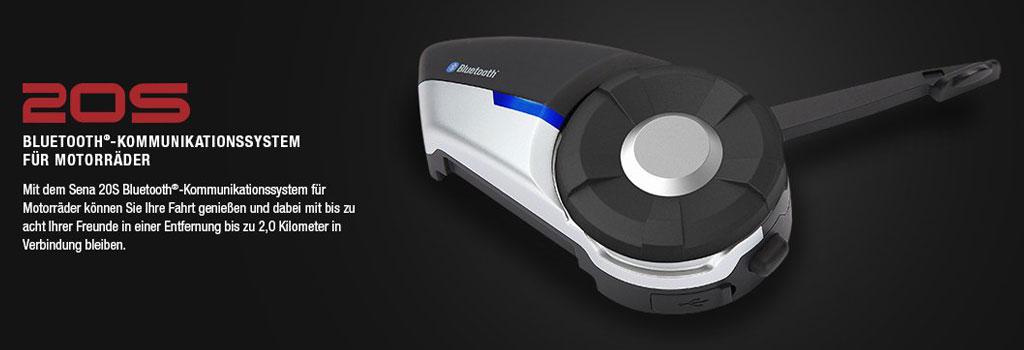 SMH20s Bluetooth 4.0 Stereo Multipair Headset mit Intercom Bluetooth