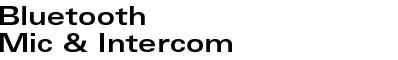 Universelles Bluetooth Hi-Fi Mikrofon mit Interkom und bis zu 500m Reichweite