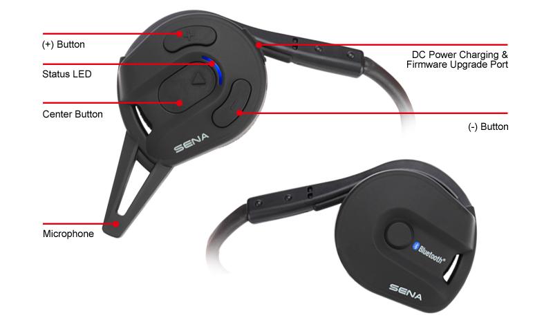 Hantz+Partner - Sena Expand is a Bluetooth Stereo headset