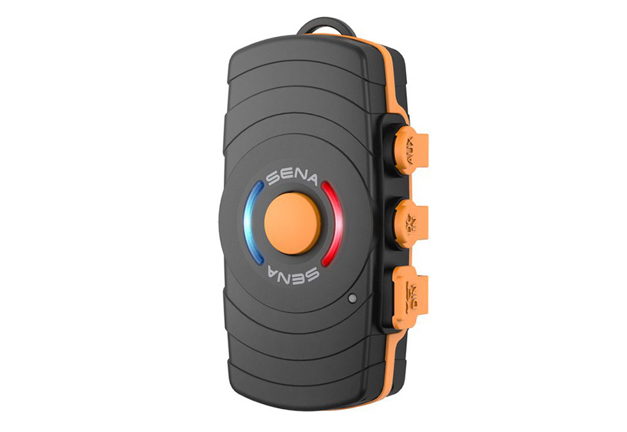 Sena FreeWire Bluetooth adapter for the wireless connectivity to the Harley and Honda infotainment systems
