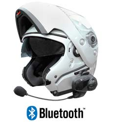 SMH10 - Bluetooth Stereo Headset and Intercom for Motor Bikes