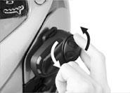 SMH10 - Bluetooth Stereo Headset Lautstärke regeln
