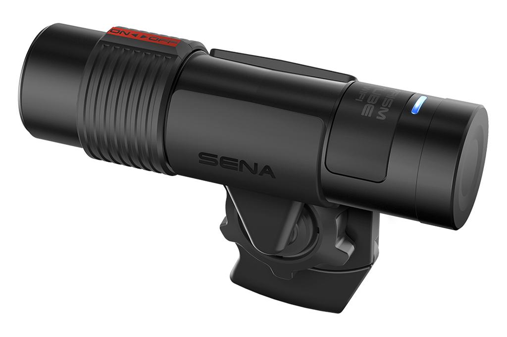 Sena Prism Tube Wifi, am Helm befestigte Action-Kamera mit Wifi Foto 6