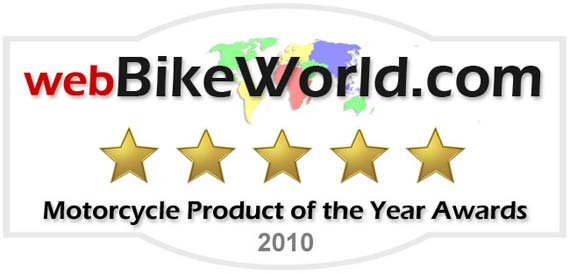 WebBikeWorld produkt of the year