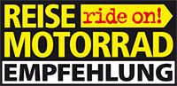 Reise Motorrad Magazin Empfehlung