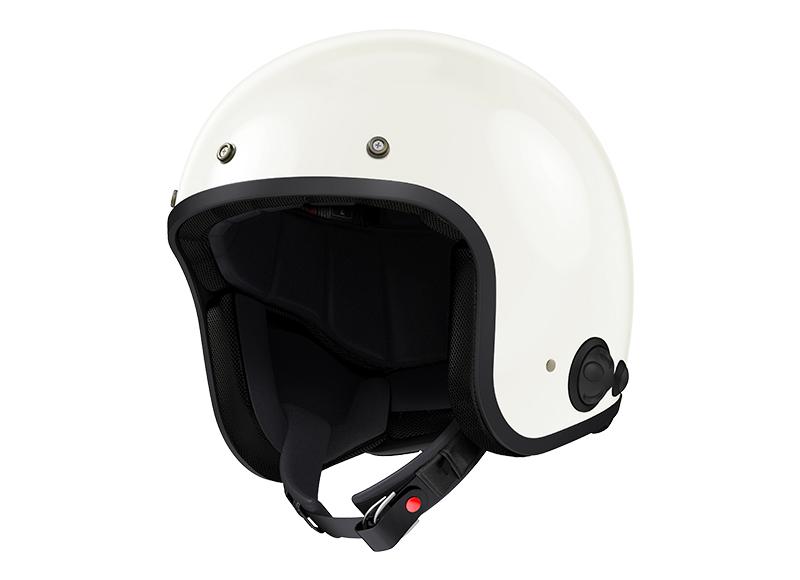 Sena Savage offener Jet-Helm mit integriertem Bluetooth und eingebauten HD-Lautsprechern Foto 9