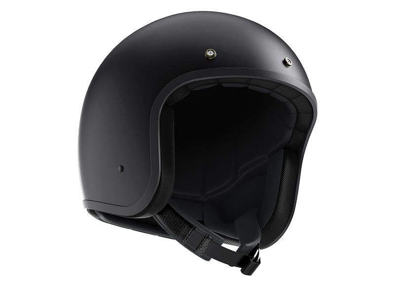 Sena Savage offener Jet-Helm mit integriertem Bluetooth und eingebauten HD-Lautsprechern Foto 5