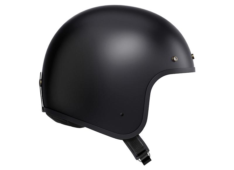 Sena Savage offener Jet-Helm mit integriertem Bluetooth und eingebauten HD-Lautsprechern Foto 2