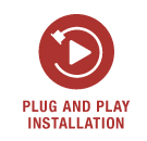 SENA SMART HELM mit Plug and Play Installation