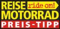 Test der Zeitschrift Reise Motorrad in der Ausgabe 6/2012
