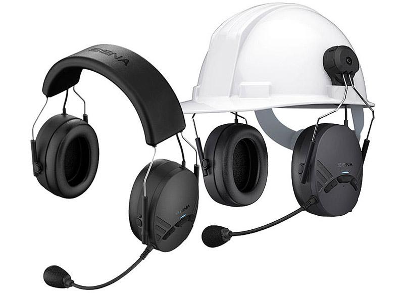 Sena Tufftalk Lite Gehörschutz und Bluetooth 4.1 Kommunikationsheadset