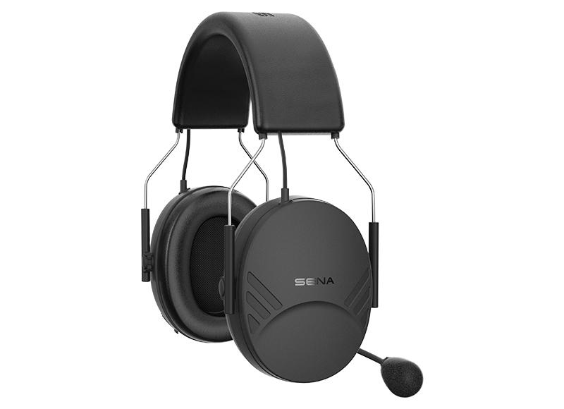 Sena Tufftalk Lite Gehörschutz und Bluetooth 4.1 Kommunikations-Headset Foto 12