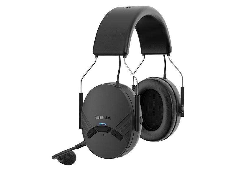 Sena Tufftalk Lite Gehörschutz und Bluetooth 4.1 Kommunikations-Headset Foto 11
