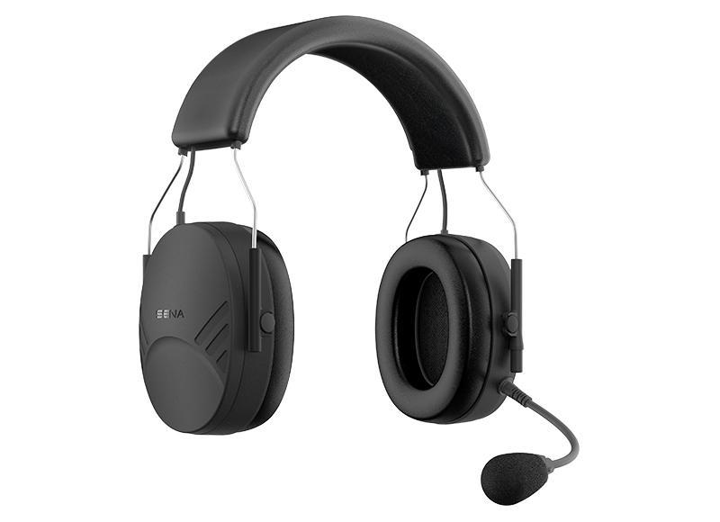 Sena Tufftalk Lite Gehörschutz und Bluetooth 4.1 Kommunikations-Headset Foto 10