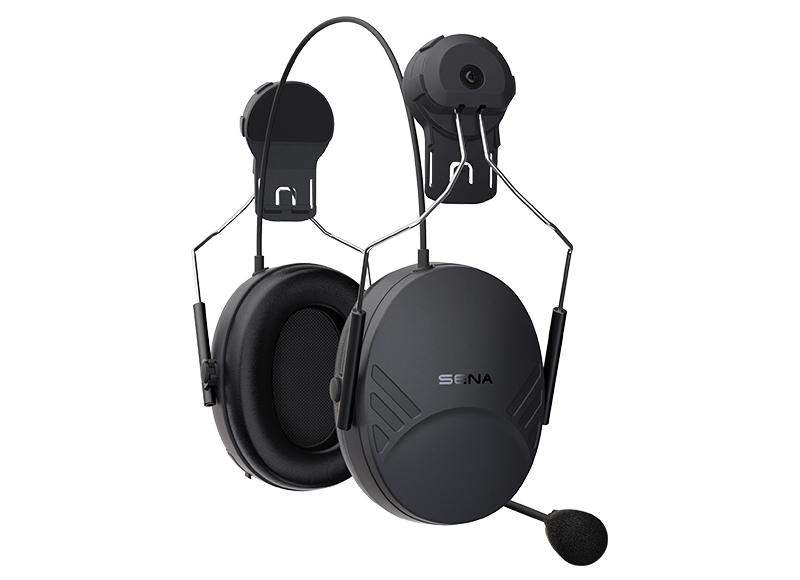 Sena Tufftalk Lite Gehörschutz und Bluetooth 4.1 Kommunikations-Headset Foto 7