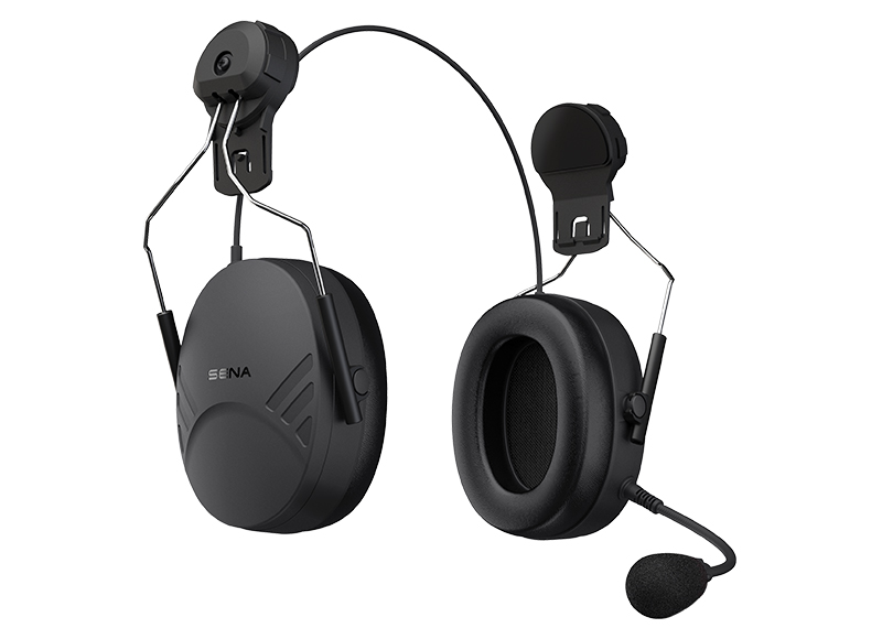 Sena Tufftalk Lite Gehörschutz und Bluetooth 4.1 Kommunikations-Headset Foto 5