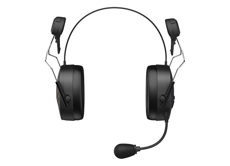 Sena Tufftalk Lite Gehörschutz und Bluetooth 4.1 Kommunikations-Headset Foto 4