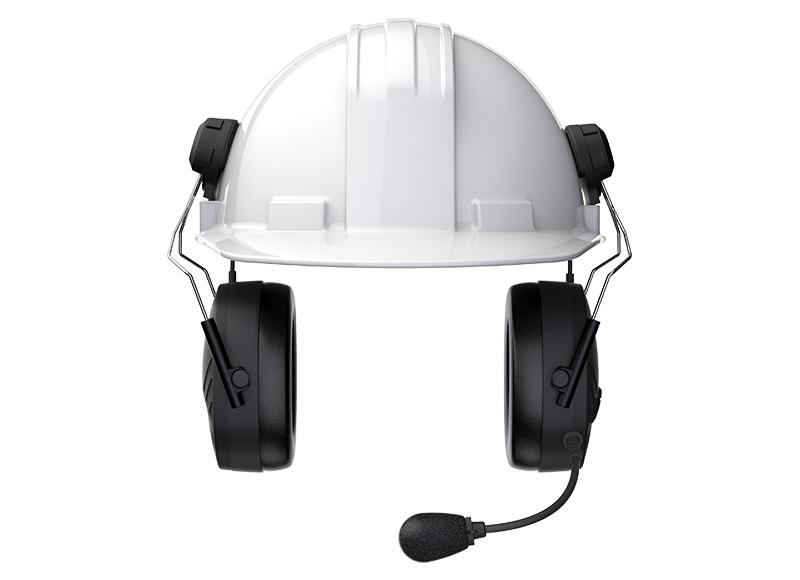 Sena Tufftalk Lite Gehörschutz und Bluetooth 4.1 Kommunikations-Headset Foto 2