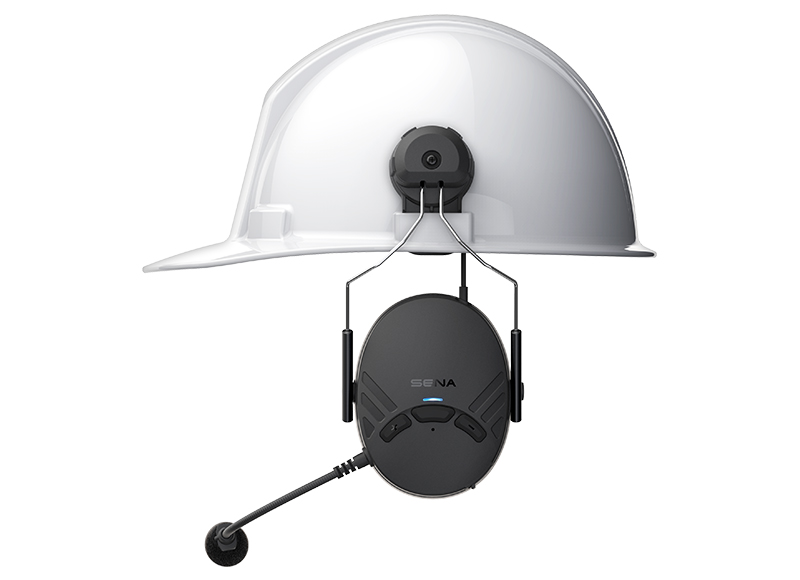 Sena Tufftalk Lite Gehörschutz und Bluetooth 4.1 Kommunikations-Headset Foto 1
