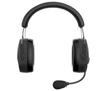 Sena Tufftalk Lite Gehörschutz und Bluetooth 4.1 Kommunikations-Headset - LEICHT IM AUSSEHEN, STARK IM SCHUTZ