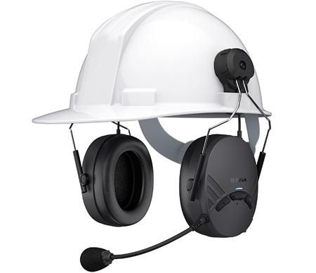 Sena Tufftalk Lite Gehörschutz und Bluetooth 4.1 Kommunikations-Headset - VERNETZUNG UND SCHUTZ