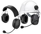 Sena Tufftalk Lite Gehörschutz und Bluetooth 4.1 Kommunikations-Headset