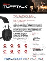 Flyer des SENA Tufftalk als PDF herunterladen