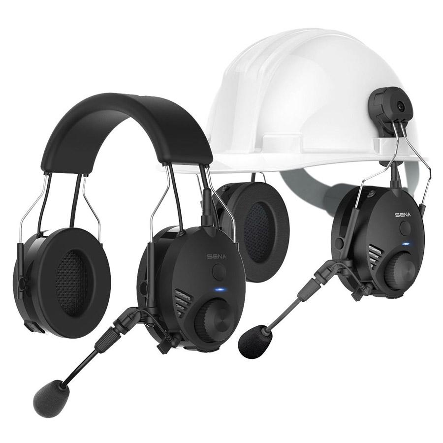 Sena Tufftalk | Gehörschutz-Headset mit Bluetooth und Gegensprechanlage