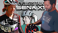 Video Cyclists Talk: Sena X1 Helmet