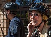 Sena X1 und X1 Pro Fahrradhelm mit integriertem Bluetooth und QHD-Kamera Foto 10
